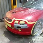 Bumper Scuffs, Bodywork repair Maidstone - Smart Repair Centre